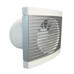 Ventilator casnic axial de perete cu intrerupator fir Dospel PLAY Modern 125 WP