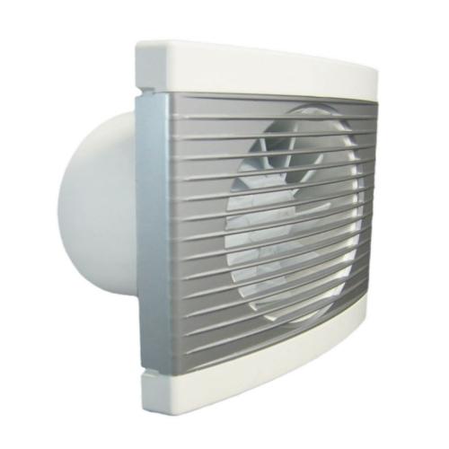 Ventilator casnic axial de perete cu temporizator Dospel PLAY Modern 100 WC