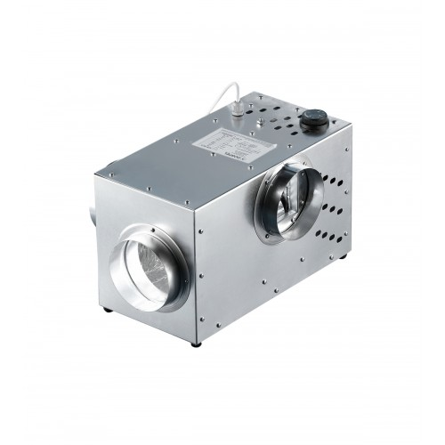 Ventilator industrial de semineu Dospel KOM III 400 by-pass