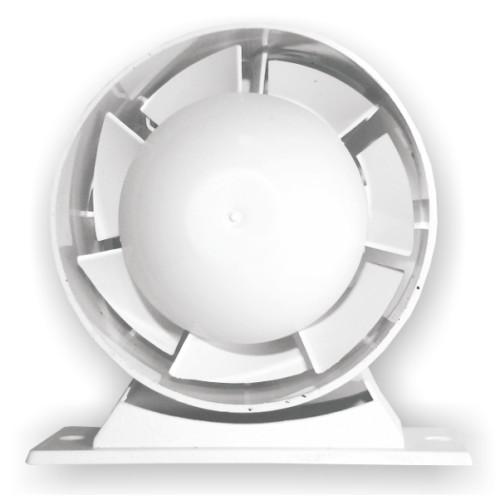 Ventilator casnic axial de tubulatura Dospel Polo 1 100/104 W