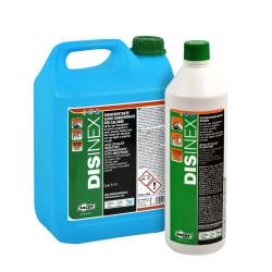 Solutie acida pentru curatat schimbatoare si instalatii de metal / cupru Facot Disinex 1 litru