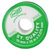 Banda teflon PTFE Facot latime 19 mm, lungime 50 m, grosime 0.076 mm