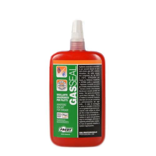 Adeziv pentru lipire si etansare filete Facot GAS0050E