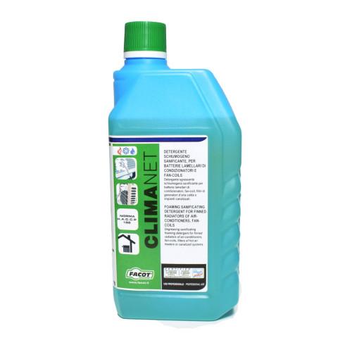 Solutie pentru curatare instalatie aer conditionat Facot Climanet 1 kg