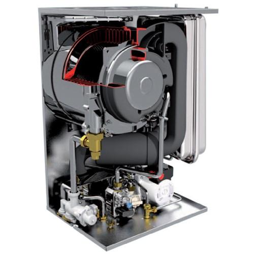 Centrala termica in condensare Ferroli Bluehelix Tech 35A 35 kW fara ACM