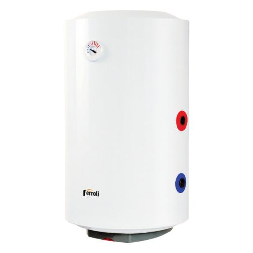 Boiler termoelectric Ferroli Power Termo 80, 80 litri