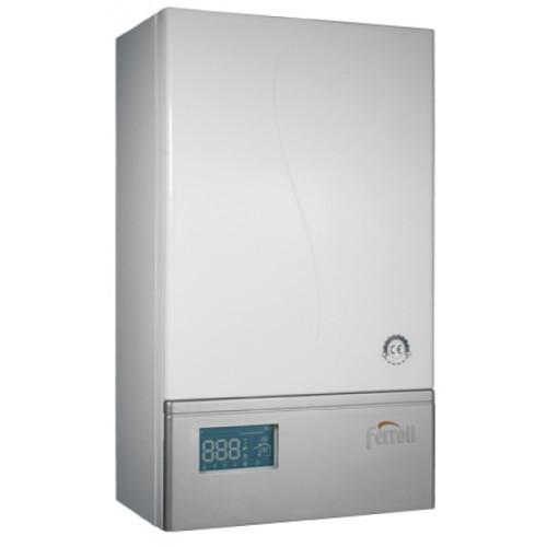 Centrala termica electrica Ferroli LEB TS 6, capacitate 6 kW, anti-inghet, afisaj digital, fara ACM, 220 V / 380 V