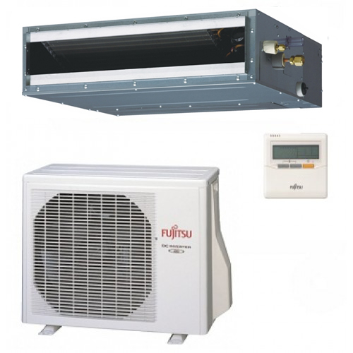 Aer conditionat duct Fujitsu ARYG12LLTB/AOYG12LALL 12000 BTU Inverter
