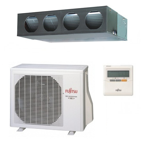 Aer conditionat duct Fujitsu ARYG24LMLA/AOYG24LALA 24000 BTU Inverter