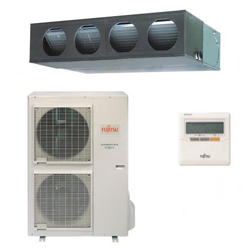 Aer conditionat duct Fujitsu ARYG36LMLA/AOYG36LATT 36000 BTU Inverter trifazat