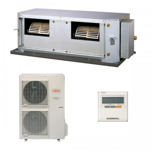 Aer conditionat duct Fujitsu ARYG45LHTA/AOYG45LETL 45000 BTU Inverter