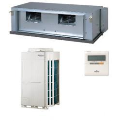 Aer conditionat duct Fujitsu ARYC72LHTA/AOYA72LALT 72000 BTU Inverter trifazat