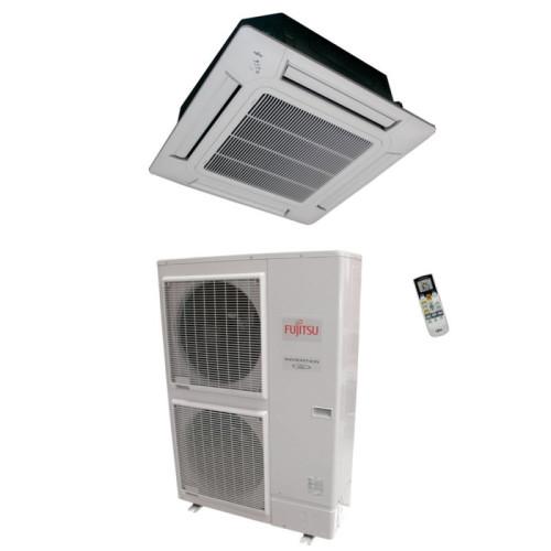 Aer conditionat caseta tavan Fujitsu AUYG36LRLA/AOYG36LATT 36000 BTU Inverter trifazat