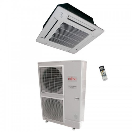 Aer conditionat caseta tavan Fujitsu AUYG45LRLA/AOYG45LATT 45000 BTU Inverter trifazat