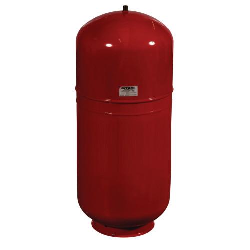Vas de expansiune 800 litri Gitral MB 800, membrana fixa, 6 bar, incalzire, suport pardoseala