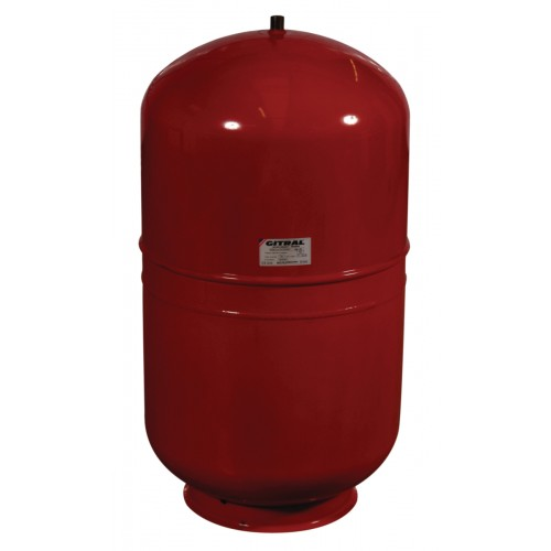 Vas de expansiune 150 litri Gitral MB 150, membrana fixa, 6 bar, incalzire, suport pardoseala