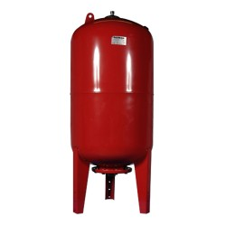 Vas de expansiune 200 litri Gitral VVEF 200, membrana schimbabila, 10 bar, universal