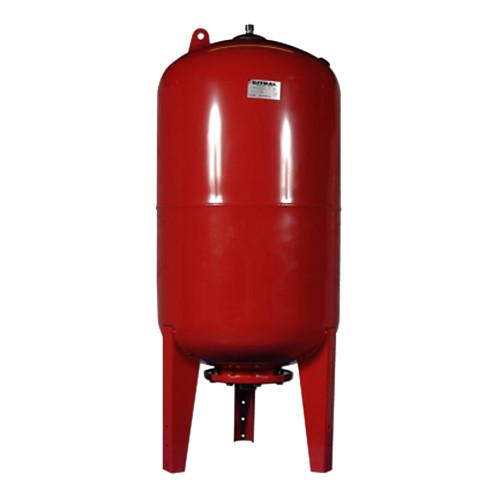 Vas de expansiune 500 litri Gitral VVEF 500, membrana schimbabila, 10 bar, universal