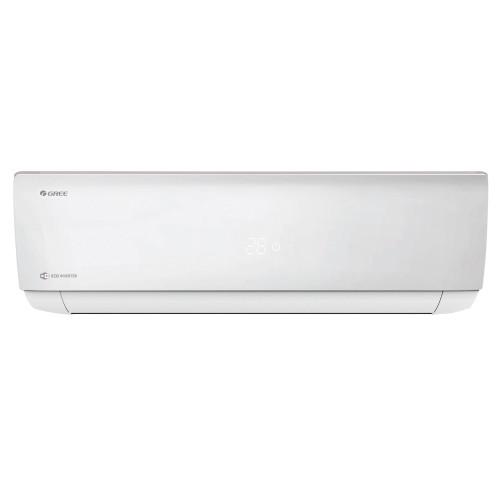 Aer conditionat Gree Bora A4 Silver 24000 BTU GWH24AAD-K6DNA4A Inverter, A++, freon R32, Control WiFi, Filtru Silver Ion si Cold Plasma, I Feel, Afisaj Ceas