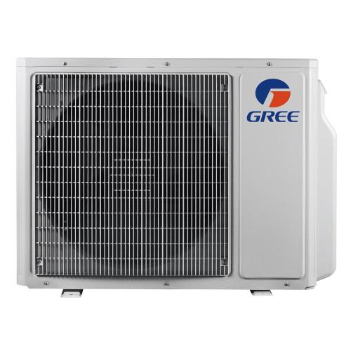 Unitate externa aer conditionat pentru sisteme multisplit Gree Free Match GWHD24NK6LO, 24000 BTU, maxim 3 unitati interne