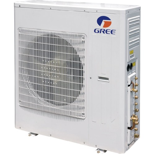 Unitate externa aer conditionat pentru sisteme multisplit Gree Free Match GWHD36NK6LO, 36000 BTU, maxim 4 unitati interne