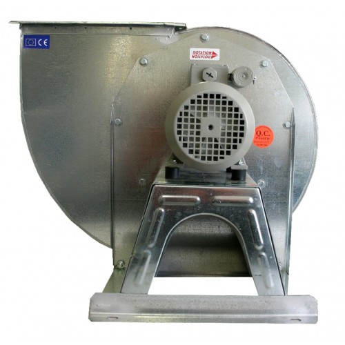 Ventilator centrifugal monoaspirant de hota 2500 mc/h 200 M4