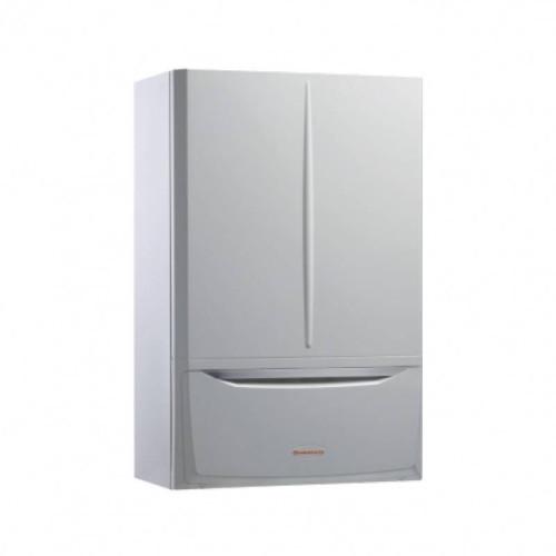 Centrala termica in condensare Immergas Victrix Maior 35 X TT 1 ERP, doar incalzire, 35 kW, panou comanda cu usa basculanta, kit evacuare inclus