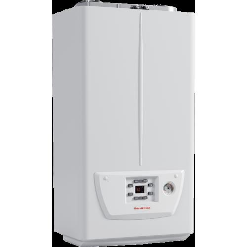 Centrala termica in condensare Immergas Victrix Omnia 20/25 1 ERP 25 kW, Gaz, ACM instant, Schimbator inox, dimensiuni compacte