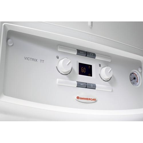 Centrala termica in condensare Immergas Victrix 24 kW TT Plus ERP fara ACM