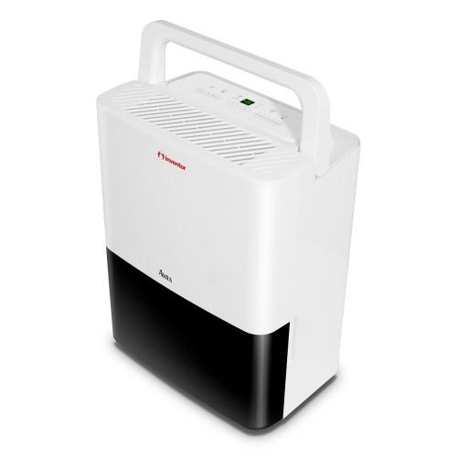 Dezumidificator casnic Inventor AVRA 10 litri, capacitate 10 litri/zi, Silentios, Dezumidificare continua, Uscare haine, Roti mobile