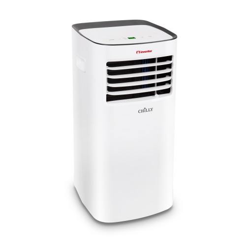 Aparat aer conditionat portabil mobil Inventor Chilly 9000 BTU, clasa A, Functie Sleep, Telecomanda, Kit fereastra inclus