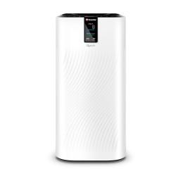 Purificator aer casnic Inventor Quality 700, 6 etape filtrare, Ionizator, Indicator calitate aer, Mod Sleep, Alb