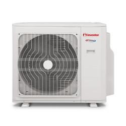 Unitate externa aer conditionat pentru sisteme multisplit Inventor 36000 BTU, maxim 4 unitati interne, Golden Fin, A++
