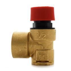 Supapa siguranta 3 bar pentru centrala termica Vaillant 282-7 28 kW, cod piesa 0605