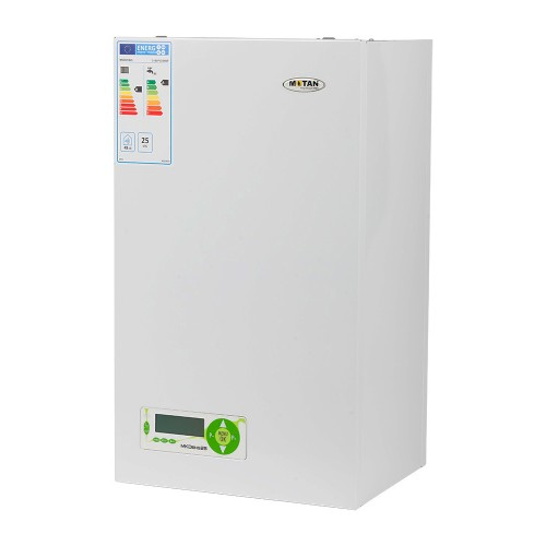 Centrala termica in condensare cu tiraj fortat Motan MKDens25 C14 SPV 25MEF 25kW ERP