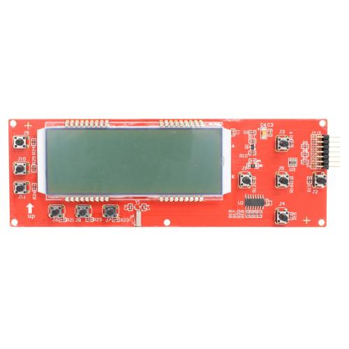 Afisaj electronic pentru centrala termica Motan C32-A LMC1X-07, cod piesa C00318