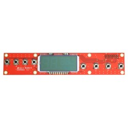 Afisaj electronic pentru centrala termica Motan MAX Optimus C17SPV31MEF-ERP, cod piesa C00319
