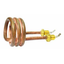 Rezistenta electrica pentru boiler electric Eldom 1500 W, capacitate boiler 15 litri