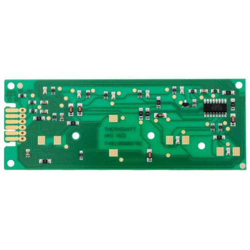 Placa circuite imprimate Ariston 65108273, gama PRO ECO, capacitati 50 - 100 litri