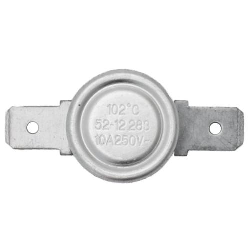 Termostat supratemperatura 102° pentru centrala termica Ariston, cod piesa 65104500