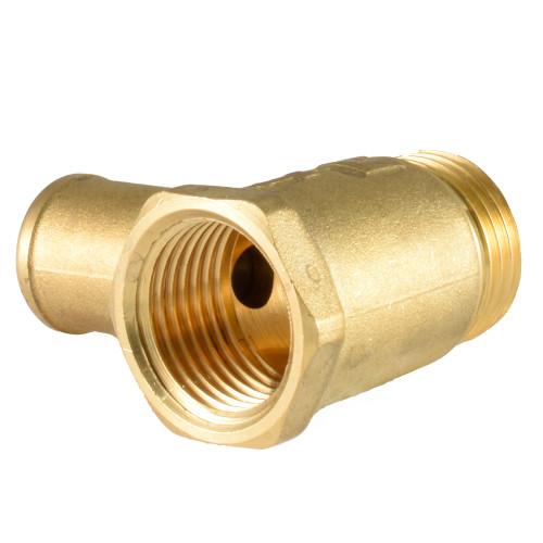 Supapa siguranta cu parghie boiler Ariston, racord 1/2, presiune maxima 8.5 bar, cod piesa 571730
