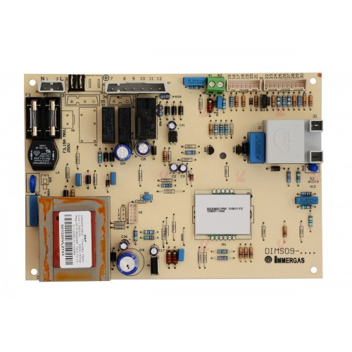 Placa electronica pentru centrala termica Immergas Eolo Star 3E, cod piesa 1.025378