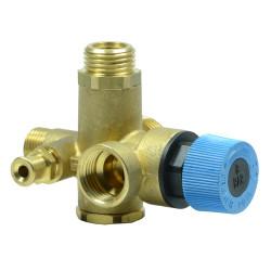 Grup siguranta boiler 8 bar pentru centrala termica Immergas, cod piesa 3.018342