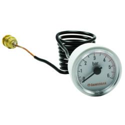 Manometru pentru centrala termica Immergas MAIOR KW, cod piesa 1.022734