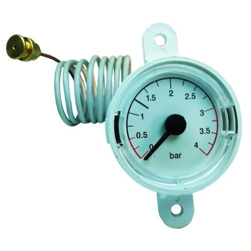 Manometru pentru centrala termica Immergas VICTRIX Superior, cod piesa 1.032278