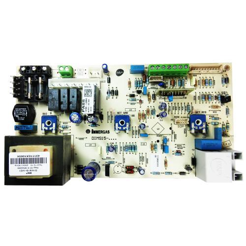 Placa electronica pentru centrala termica Immergas, cod piesa 1.031751, compatibila Zeus KW, Eolo Mini 24 si Eolo Mini 28 Special