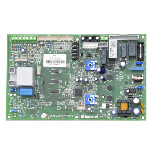 Placa electronica pentru centrala termica Immergas Maior 3E 2010, cod piesa 1.028173