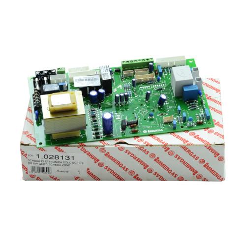 Placa electronica pentru centrala termica Immergas ZEUS SUPERIOR KW, cod piesa 1.032827 (1.028131)