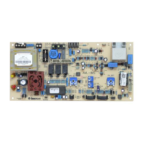 Placa electronica pentru centrala termica Immergas Nike Star led, cod piesa 1.015643