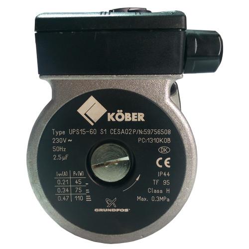 Pompa circulatie pentru centrala termica Motan Grundfos 508, cod piesa GC2-S (C00281)